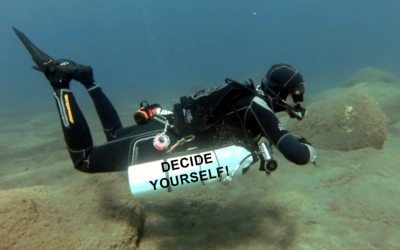 Become a self-sufficient diver – 8 tips to start with