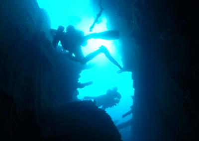 PADI Cavern Specialty