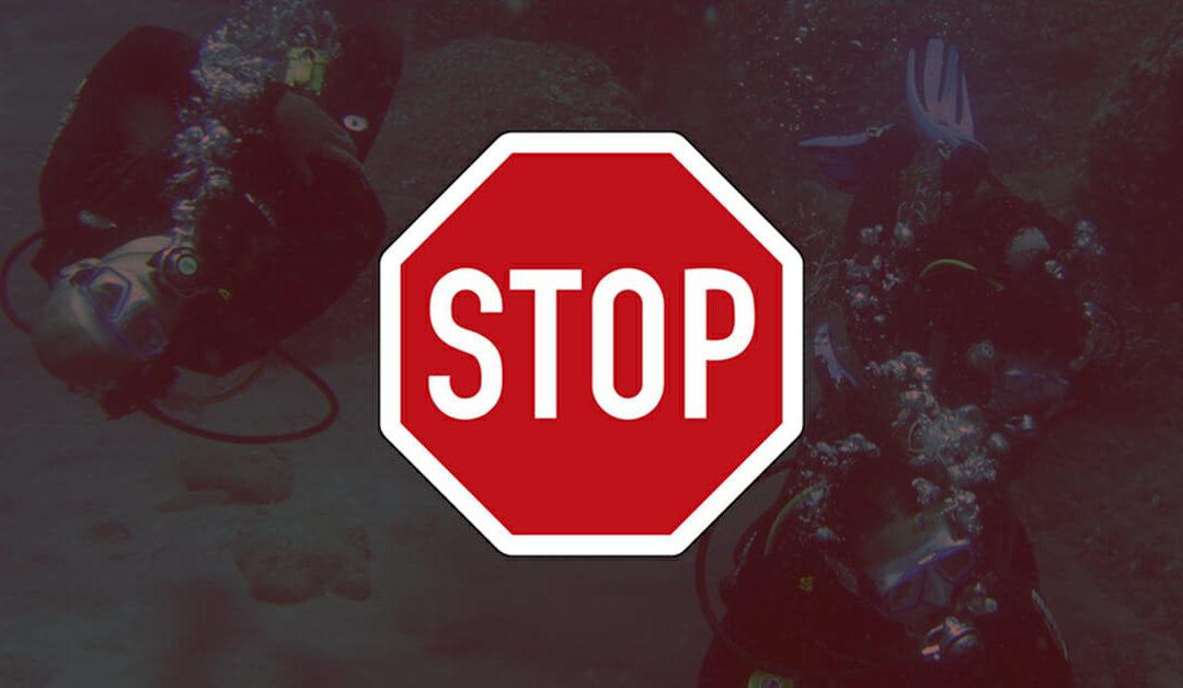 The Biggest Danger Of Scuba Diving