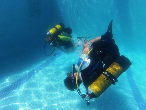 Buoyancy Session 1 – The Buoyancy Check