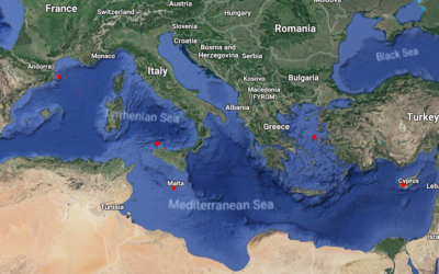The Mediterranean Sea – A Forgotten Jewel
