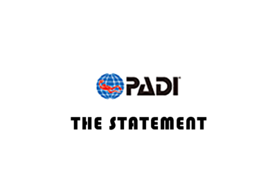 The PADI statement about its sell